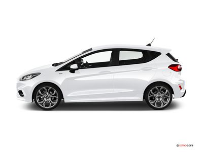 Leasing Ford Fiesta St-line X 1.0 Ecoboost 125 Ch Start/stop Mhev Bvm6 5 Portes