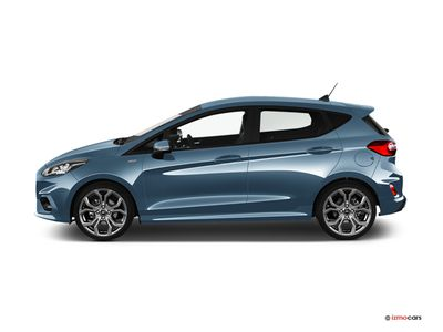 Ford Fiesta ST-Line X 1.0 EcoBoost 125 ch Start/Stop mHEV BVM6 5 Portes neuve