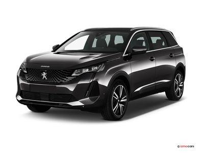 Leasing Peugeot 5008 Gt Bluehdi 130ch Start/stop Eat8 5 Portes