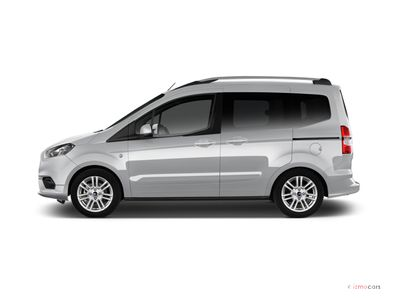 Ford Tourneo Courier Titanium 1.5 TD 100 BV6 4 Portes neuve