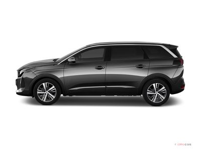 Leasing Peugeot 5008 Allure Pack Puretech 130ch Start/stop Bvm6 5 Portes