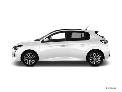 Peugeot 208 Allure Business 208 PureTech 100 Start/Stop EAT8 5 Portes neuve