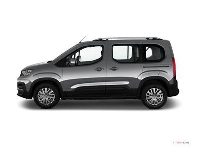 Peugeot Rifter Allure Pack Standard BlueHDi 130 Start/Stop BVM6 5 Portes neuve