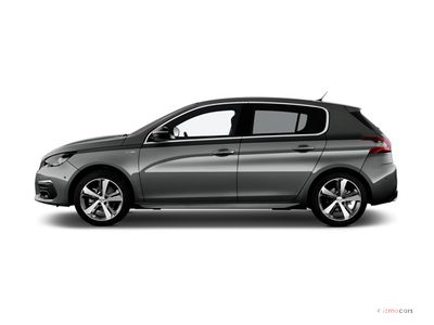 Peugeot 308 Allure Pack BlueHDi 130ch Start/Stop EAT8 5 Portes neuve