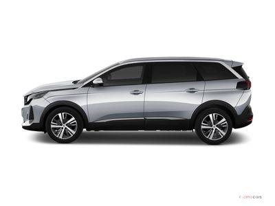 Leasing Peugeot 5008 Allure Pack Bluehdi 130ch Start/stop Bvm6 5 Portes