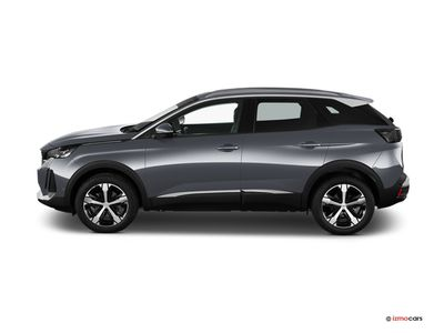 Peugeot 3008 Allure Pack 3008 Puretech 130ch Start/Stop EAT8 5 Portes neuve