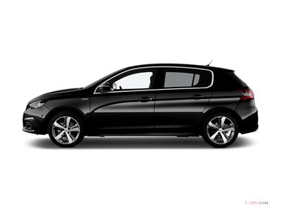 Peugeot 308 Allure Pack BlueHDi 130ch Start/Stop BVM6 5 Portes neuve