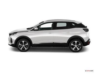 Leasing Peugeot 3008 Allure Pack 3008 Puretech 130ch Start/stop Bvm6 5 Portes