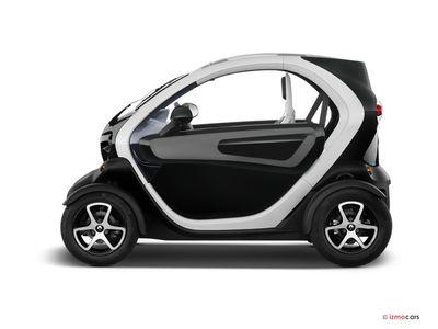 Renault Twizy Intens Noir Achat Intégral 2 Portes neuve