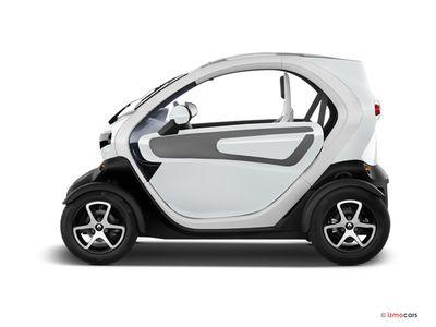 Renault Twizy Intens Blanc Achat Intégral 2 Portes neuve
