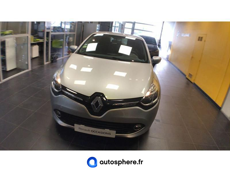 RENAULT CLIO 1.5 DCI 90CH ENERGY BUSINESS ECO² 82G - Photo 1