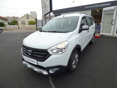 Dacia Lodgy 1.2 TCe 115ch Stepway Euro6 7 places occasion