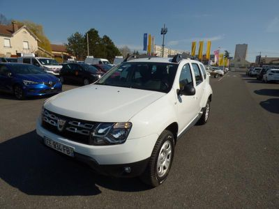 Dacia Duster 1.5 dCi 110ch Lauréate 4X2 Euro6 occasion