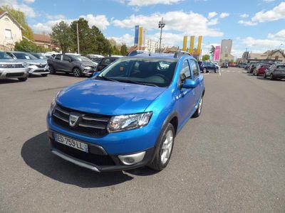 Dacia Sandero 0.9 TCe 90ch Stepway Prestige Euro6 occasion
