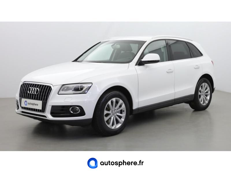 AUDI Q5 2.0 TDI 150CH CLEAN DIESEL ADVANCED - Photo 1