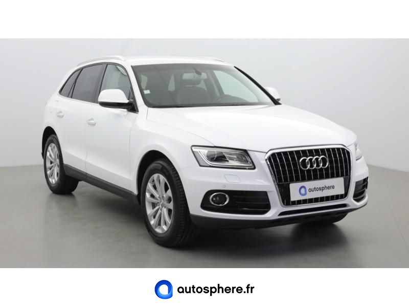 AUDI Q5 2.0 TDI 150CH CLEAN DIESEL ADVANCED - Miniature 3