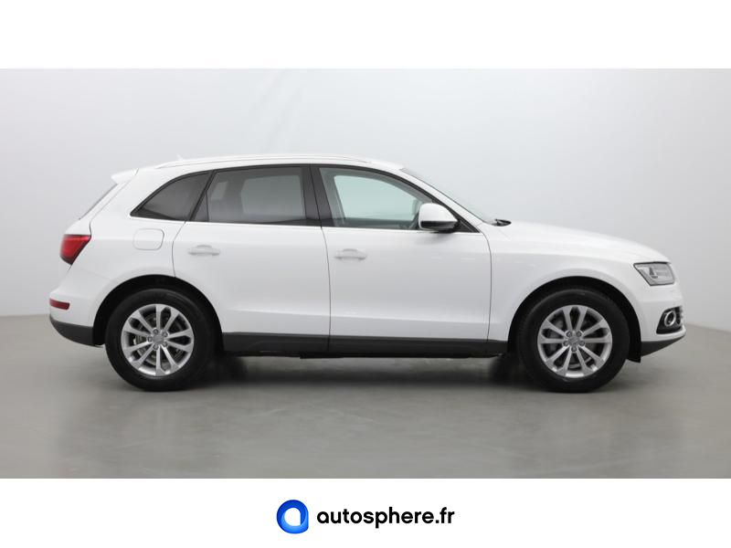 AUDI Q5 2.0 TDI 150CH CLEAN DIESEL ADVANCED - Miniature 4