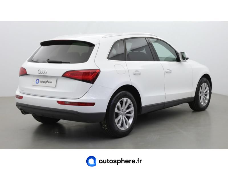 AUDI Q5 2.0 TDI 150CH CLEAN DIESEL ADVANCED - Miniature 5