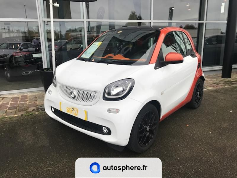 SMART FORTWO COUPE 71CH EDITION #1 - Photo 1