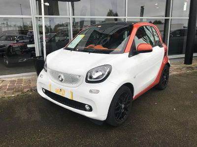 Smart Fortwo Coupe 71ch edition #1 occasion