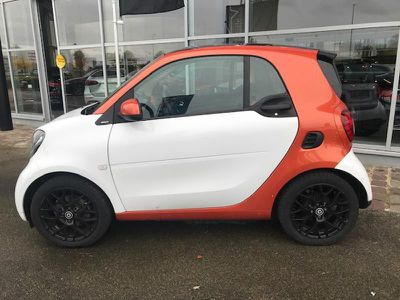 SMART FORTWO COUPE 71CH EDITION #1 - Miniature 4