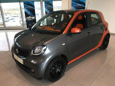 Smart Forfour 71ch edition #1 occasion