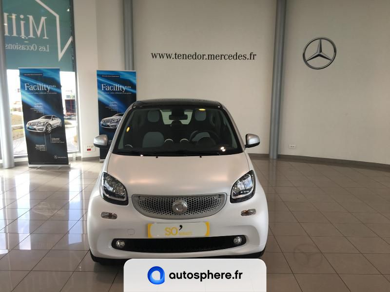 SMART FORTWO COUPE 71CH PASSION - Photo 1