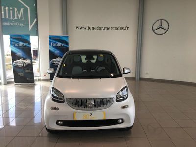 Smart Fortwo Coupe 71ch passion occasion