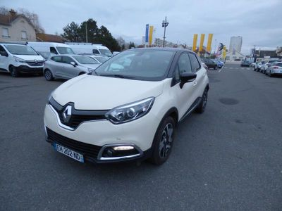 Renault Captur 1.5 dCi 90ch Stop&Start energy Intens eco² Euro6 2016 occasion