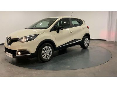 Leasing Renault Captur 1.5 Dci 90ch Stop&start Energy Business Eco² Edc Euro6 2016