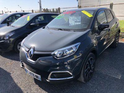 Leasing Renault Captur 1.5 Dci 90ch Stop&start Energy Intens Eco² Euro6 2016