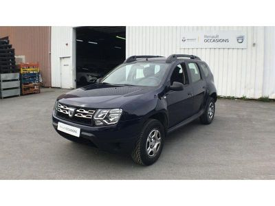 Leasing Dacia Duster 1.5 Dci 110ch Silver Line 4x2