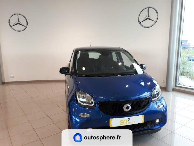 SMART FORFOUR 90CH PRIME TWINAMIC - Photo 1