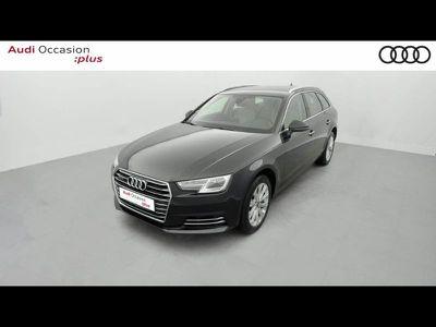 Audi A4 Avant 2.0 TDI 190ch Design quattro S tronic 7 occasion