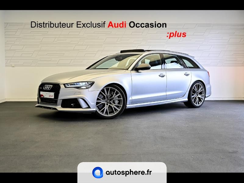 AUDI RS6 AVANT 4.0 V8 TFSI 605CH PERFORMANCE QUATTRO TIPTRONIC - Photo 1