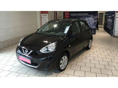 Nissan Micra 1.2 80ch Acenta Euro6 occasion