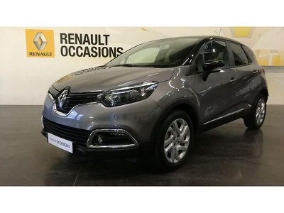 Leasing Renault Captur 1.5 Dci 90ch Stop&start Energy Cool Grey Eco² Euro6 2016