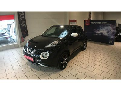 Nissan Juke 1.5 dCi 110ch N-Vision occasion