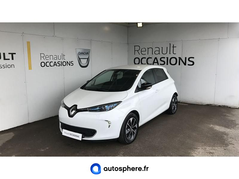 RENAULT ZOE INTENS CHARGE NORMALE - Miniature 1