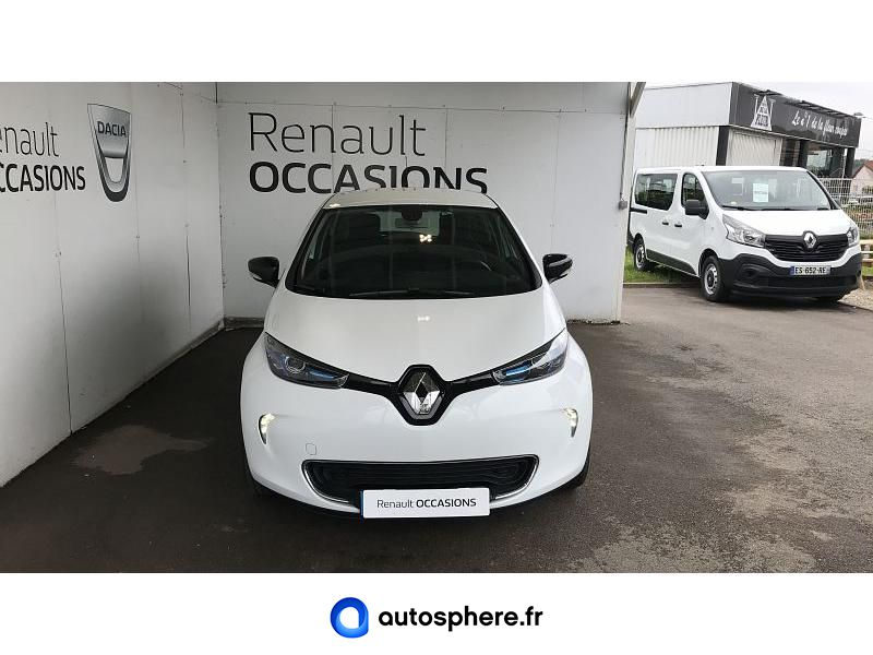 RENAULT ZOE INTENS CHARGE NORMALE - Miniature 5