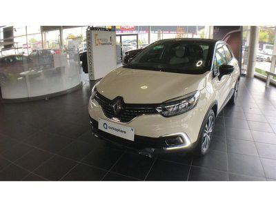 Leasing Renault Captur 1.2 Tce 120ch Energy Initiale Paris Edc