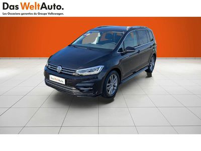 Volkswagen Touran 1.4 TSI 150ch BlueMotion Technology Carat 5 places occasion