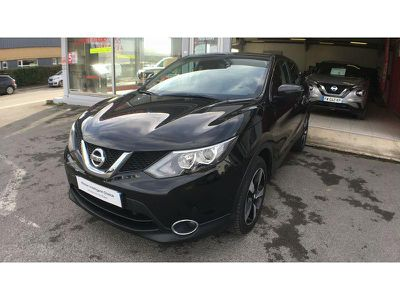 Nissan Qashqai 1.2L DIG-T 115ch N-Connecta occasion