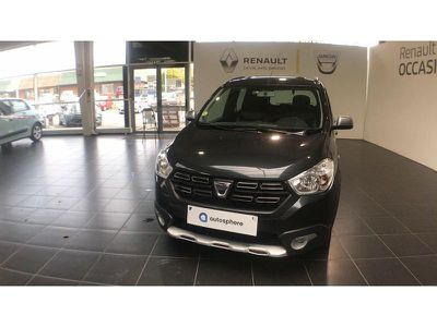 Leasing Dacia Lodgy 1.5 Dci 110ch Stepway 7 Places
