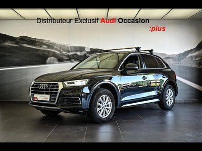 Audi Q5 2.0 TDI 163ch Design Luxe quattro S tronic 7 occasion