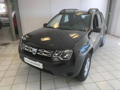Dacia Duster 1.5 dCi 110ch Silver Line 2017 4X2 occasion