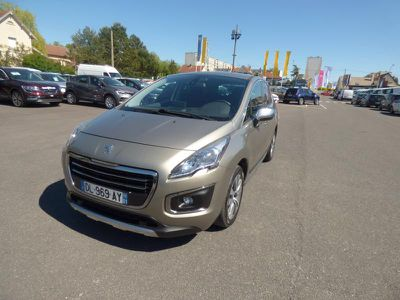 Peugeot 3008 1.6 HDi115 FAP Style occasion