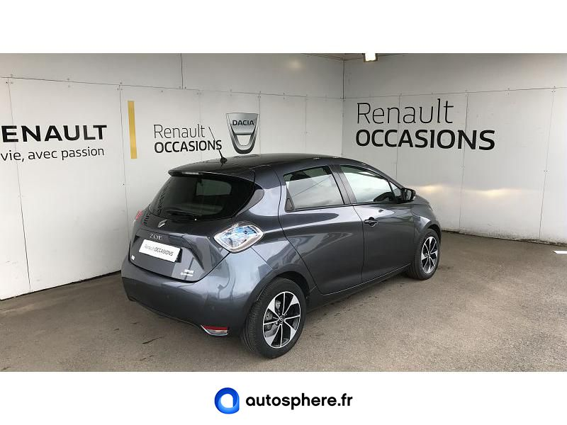 RENAULT ZOE INTENS CHARGE NORMALE - Miniature 2