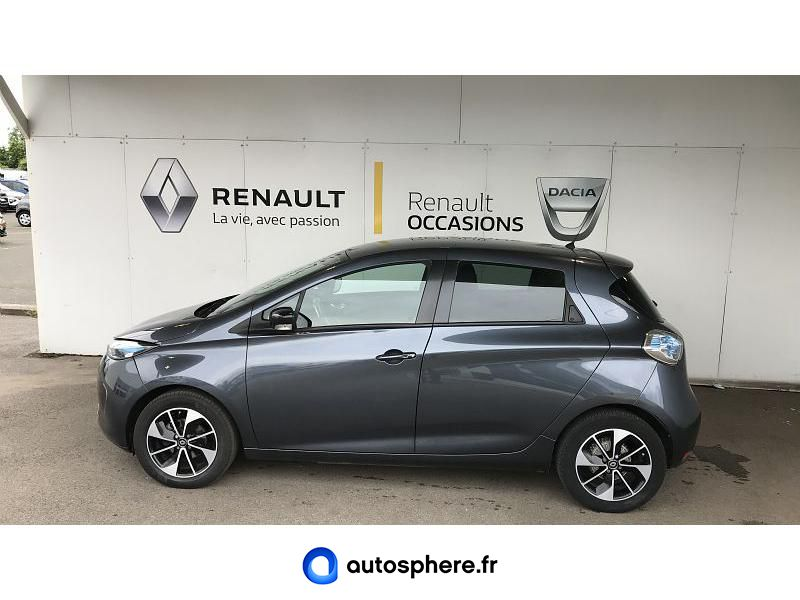 RENAULT ZOE INTENS CHARGE NORMALE - Miniature 3