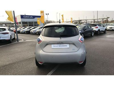 RENAULT ZOE EDITION ONE CHARGE NORMALE R90 - Miniature 4